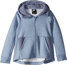 NSW Sherpa Full Zip Hoodie (Little Kids/Big Kids)