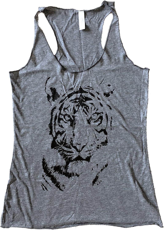 Friendly Oak Women's Tiger Tank Top