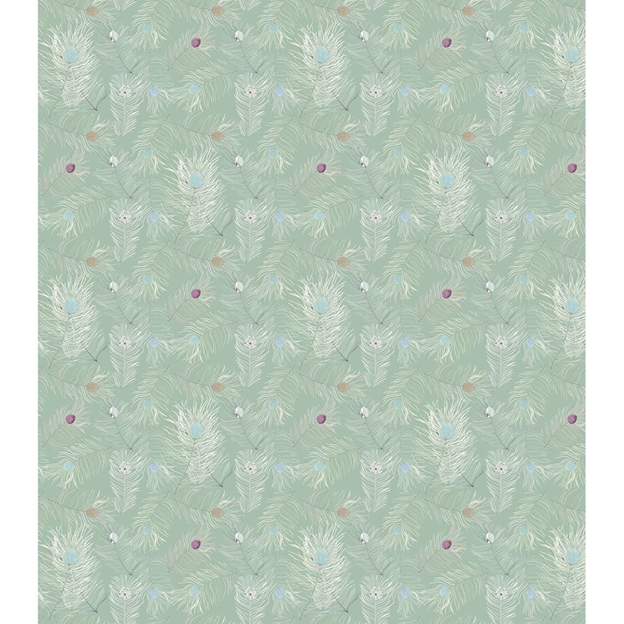Craft Consortium Peacock Turquoise Decoupage Papers (3 Pack), 13.75 x 15.75