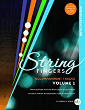 String Fingers Accompaniment Tracks (Instructor Edition w/CD)