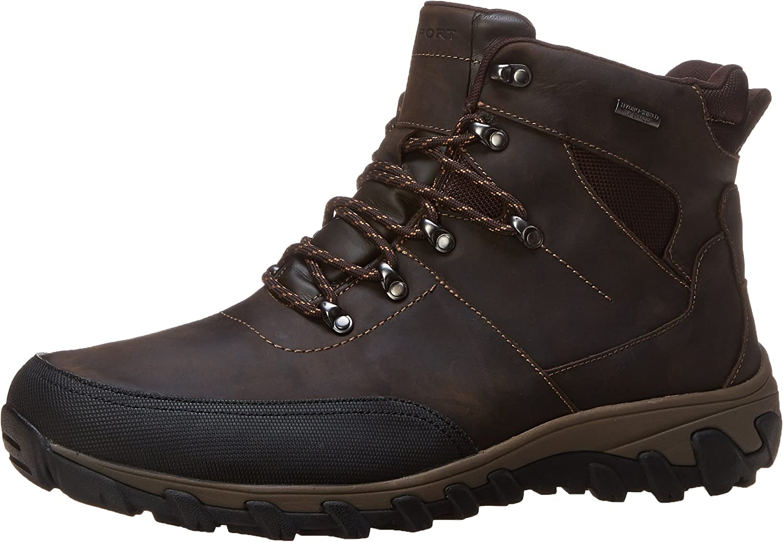 Rockport Men's Cold Springs Plus Mudguard Snow Boot