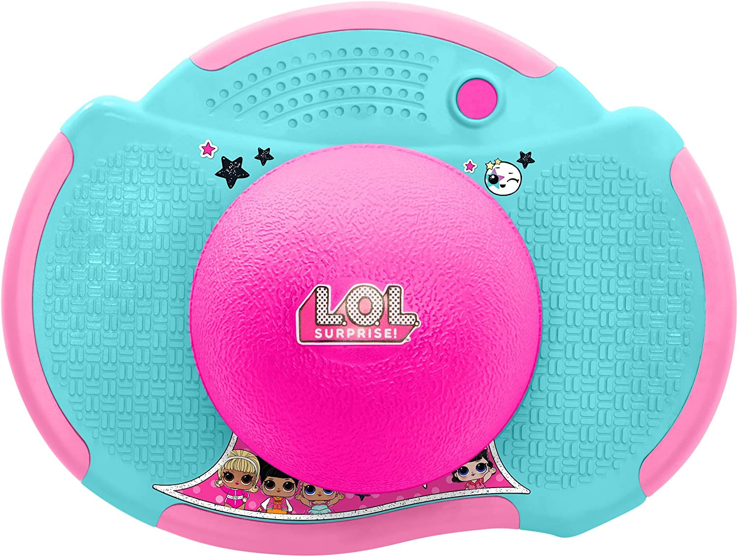 L.O.L. Surprise Ranking TOP1 Pogo Max 73% OFF It Interactive Balancing Bouncing Game