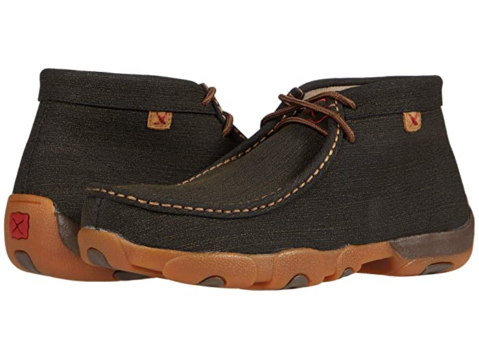 Twisted X  MDMST03 (Charcoal) Mens Shoes