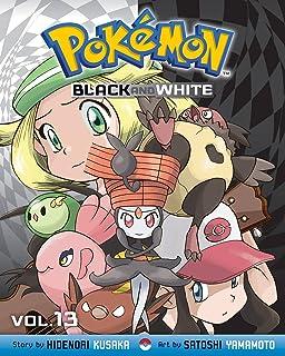 Pokémon Black and White, Vol. 13