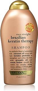 Ogx Shampoo Brazilian Keratin Therapy 19.5 Ounce (576ml) (2 Pack)
