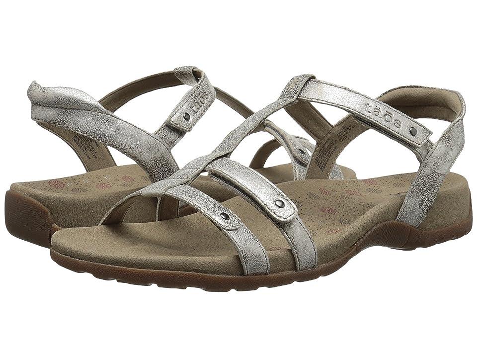 Taos Footwear Trophy (Vintage Silver) Women