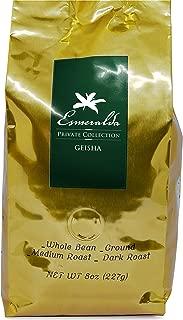 panama esmeralda geisha coffee