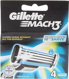 GILLETTE MACH 3 BLADES 4
