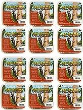 12 Pack Pine Tree Farms Log Jammer Peanut Suet 3 Plugs Per Pack (36 Plugs Total)