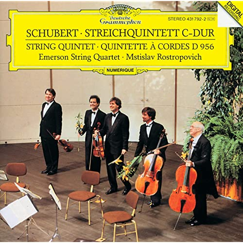 D String Quintet in C Major 956