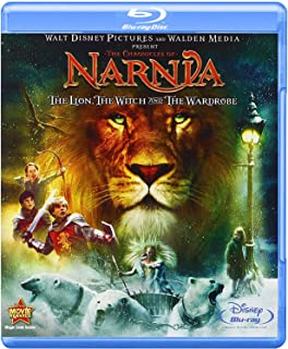 The Chronicles of Narnia: The Lion, The Witch, And The Wardrobe   Blu-ray   Arabic Subtitle Included   Rare Rotana Edition