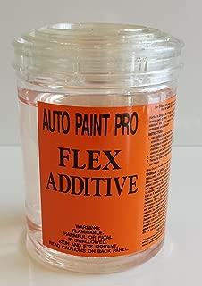 Flex agent additive auto paint restoration car paint for acrylic enamel, lacquer and urethane paint