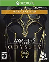 Assassin's Creed Odyssey - Xbox One Gold Steelbook Edition