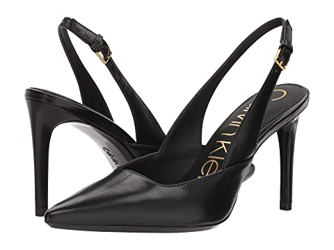 Calvin Klein Rielle Slingback Pump Black Buy Cheap Manchester Fake Cheap Price Sale Pick A Best Outlet With Paypal Order IDMESCR