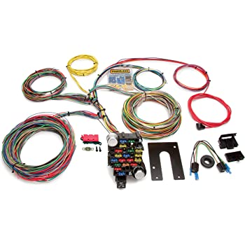 Amazon.com: Painless Performance 10102 Classic Customizable Chassis Harness,  Key in Dash, 21 Circuits: AutomotiveAmazon.com