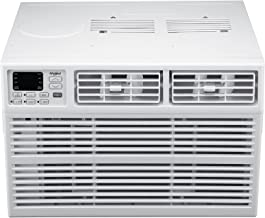 Whirlpool Energy Star 22,000 BTU 230V Window-Mounted Air Conditioner with Remote Control, White