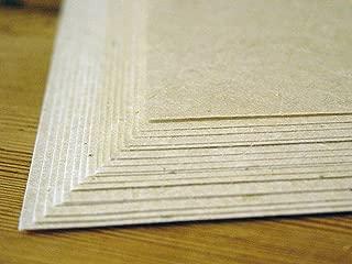 10 Seed Embedded Recycled Lotka Cardstock Handmade Paper