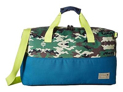 HEX Aspect Duffel (Camo/Blue) Duffel Bags