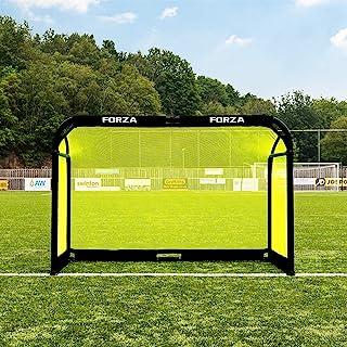 FORZA Fußballtor - Aluminium POD faltbares Fussball-Tor - EIN hochwertiges und stabiles Tor