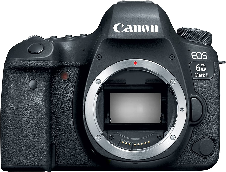 Image of Canon EOS 6D Mark II Full Frame DSLR
