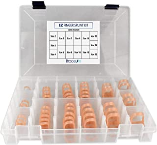 EZ Finger Splint Kit (44 Pieces)