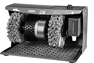 Kalorik Electric Shoe Brush SB 36580 Hotel Grade Ultra Durable Long Lasting Multi Brush Polisher