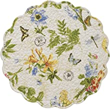 Park Designs Botanical Garden Quilted Placemats - Set of 6