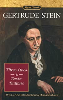 Three Lives and Tender Buttons (Signet Classics)