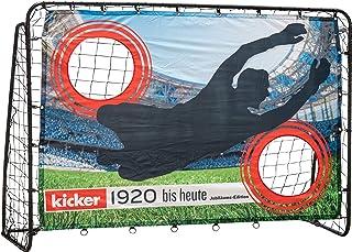 HUDORA fotboll-tränare med trollstav | Kicker-jubileum & Standard Edition | trädgård fotbollstång (213 x 152 x 76 cm) med ...