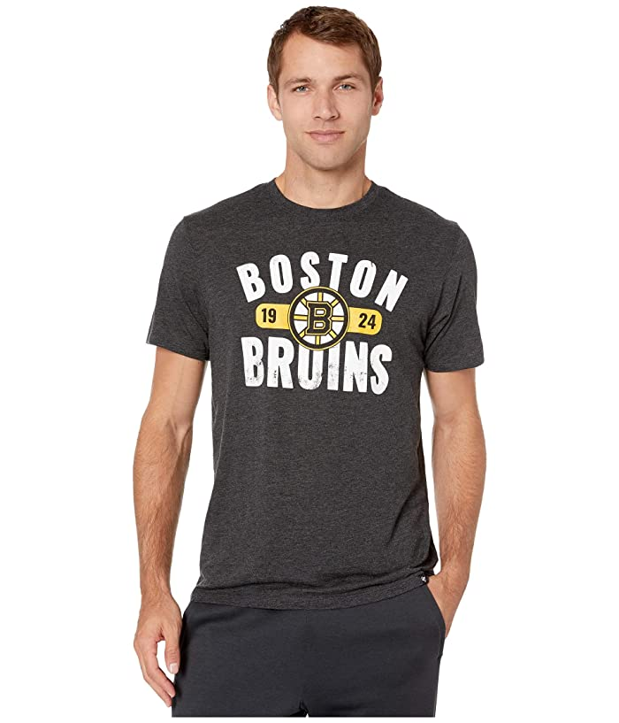 Boston Bruins Milestone Match Tee Jet Black