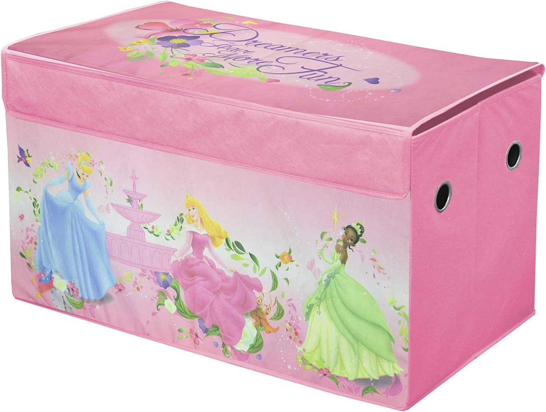 Disney Princess Collapsible Storage Trunk by Idea Nuova - LA
