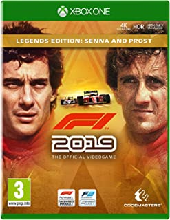 F1 2019 - Legends Edition (Xbox One) (輸入版)