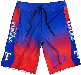 KLEW FOCO MLB Atlanta Braves Gradient Board Shorts