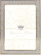 Lawrence Frames Lawrence Royal Designs 5x7 Turner Gold and Glitter Metal Picture Frame