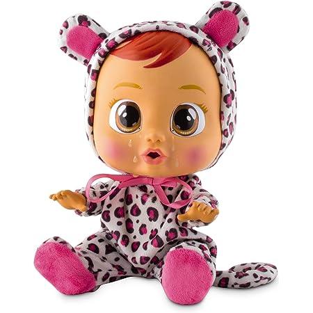 IMC Toys Cry Babies 10574, Bebe' Piagnucolosi, LEA