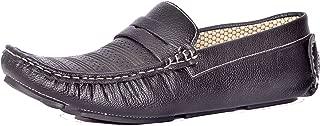 Amico Men's Black Casual Loafer L04