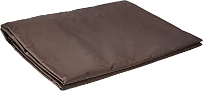 Kuber Industries™ Waterproof Mattress Protector King Size with Elastic Grip (78 x72 Inches) Brown (Matt04)