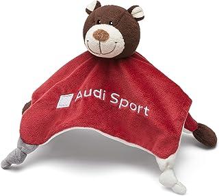 Audi collection Audi collection 3201900800 Audi Sport Schmusetuch Motorsportbär