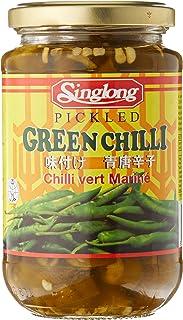 Sing Long Green Chilli, 360g