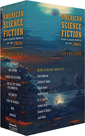 American Science Fiction Eight Classic Novels of the 1960s 2C BOX SET: The High Crusade / Way Station / Flowers for Algernon / ... And Call Me C
