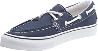 Vans Adult Zapato Del Barco Core Classics, Navy/White , Men's 6.5