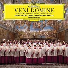 Veni Domine Advent & Christmas At The Sistine Chapel
