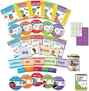 learning flashcards for 1 year old