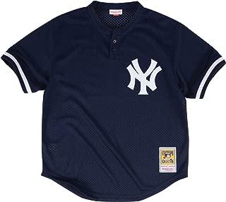 Mariano Rivera New York Yankees Men's Authentic 1995 BP Jersey