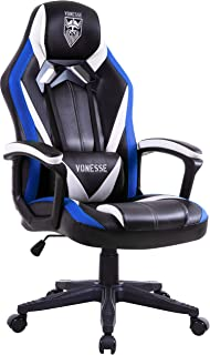 Gaming Chair with Massage, High Back Desk Chair for Gaming, Carbon Fiber Modern Computer Gaming Chair, Adjustable Gamer Ch...