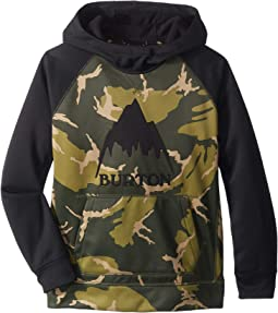 Crown Bonded Pullover Hoodie (Little Kids/Big Kids)