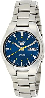 Seiko Men's SNK615 Automatic Stainless Steel Watch