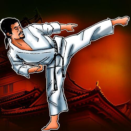 Karate schwarzen Gürtel Champions: Die Kampfkunst Dojo Tempel des Friedens - Gratis-Edition