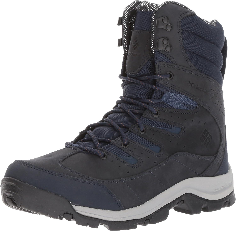 Columbia Columbia Columbia herr GunnisonTM Plus läder Omni -heatTM Hiking skor  försäljning online spara 70%