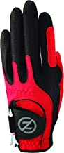 Zero Friction Junior Compression-Fit Synthetic Golf Gloves, Universal Fit One Size